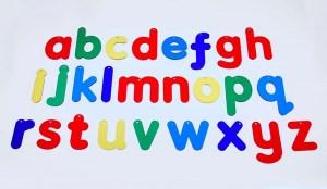 Letras acrilicas