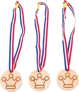 Set de medallas