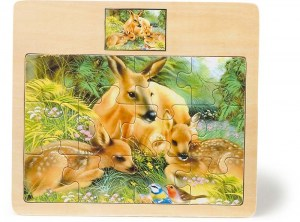 Set puzzles mundo animal para copiar2